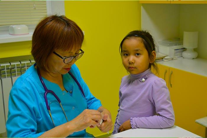 Детский медицинский центр